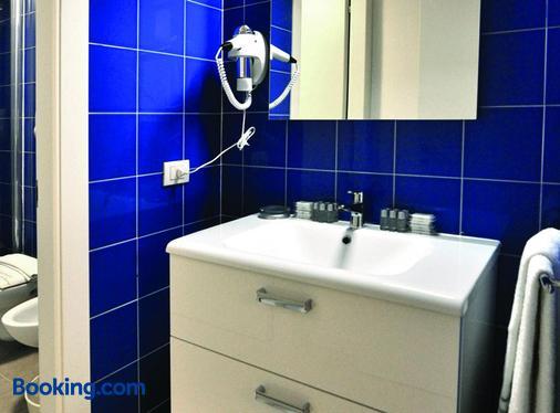 BB Hotels Aparthotel Città Studi - Milan - Phòng tắm