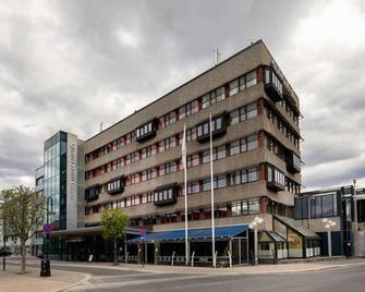 Quality Hotel Grand, Kongsberg - Kongsberg - Building