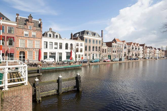 Best Western City Hotel Leiden - Лейден - Вид снаружи