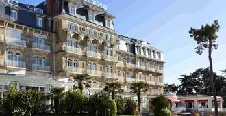 巴里爾皇家拉博勒酒店 - 拉博爾埃斯庫布拉克 - 拉波勒 - 建築