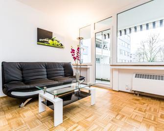 Apartment Monheim - Monheim am Rhein - Living room