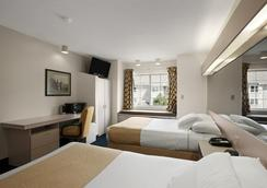Microtel Inn & Suites By Wyndham Bwi Airport Baltimore - Linthicum Heights - Bedroom