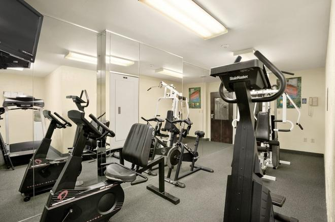 Microtel Inn & Suites By Wyndham Bwi Airport Baltimore - Linthicum Heights - Gym