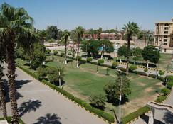 Assiut Hotels Armed Forces - Asiut - Vista del exterior