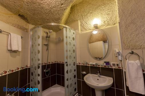 The Cappadocia Hotel - Ürgüp - Bathroom