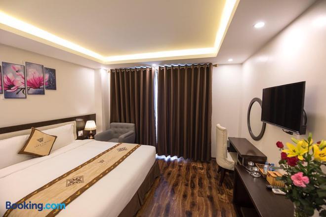 Sapa Wings Hotel - Sa Pá - Bedroom