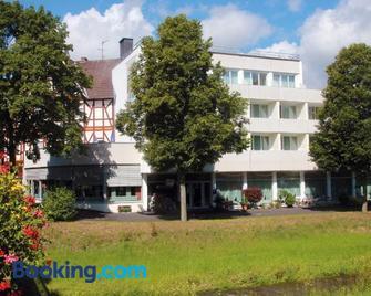 Hotel Schober am Kurpark - Bad Salzschlirf - Building