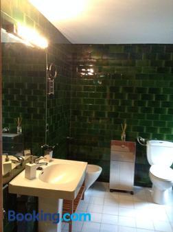 Masia Vista Hermosa - Vallromanes - Bathroom