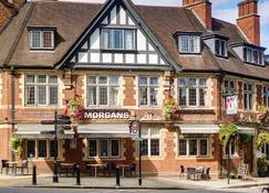 Morgans The Exchange Hotel - Shrewsbury - Edificio