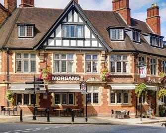 Morgans The Exchange Hotel - Shrewsbury - Rakennus
