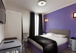 科利塞皇家酒店 - 巴黎 - 巴黎 - 臥室