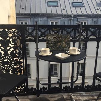 Hotel Delarc - Paris - Ban công