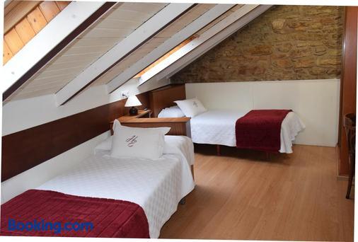 Hotel Entrecercas - Santiago de Compostela - Bedroom
