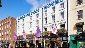 Arlington Hotel O'Connell Bridge - Dublin - Building