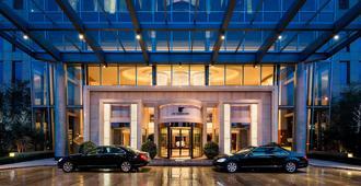 JW Marriott Hotel Shanghai Changfeng Park - Shanghai - Bâtiment