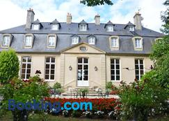 Hôtel d'Argouges - Bayeux - Bâtiment