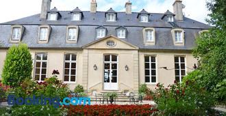 Hôtel d'Argouges - Bayeux - Edificio