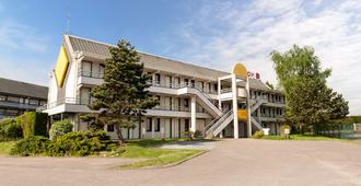 The Originals Access, Hôtel Rouen Sud Oissel (P'tit Dej-Hotel) - Saint-Étienne-du-Rouvray - Gebäude