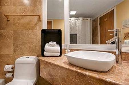 Emerald Beach Resort - Saint Thomas Island - Phòng tắm