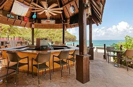 Emerald Beach Resort - Saint Thomas Island - Bar