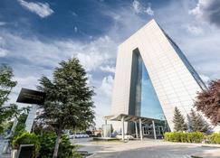 Metropolitan Hotels Ankara - Ankara - Edificio