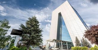 Metropolitan Hotels Ankara - Angora - Edificio
