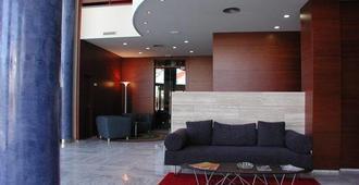 Hotel Universidad - Albacete - Lobby