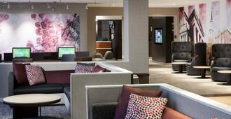 Courtyard by Marriott Alexandria Old Town/Southwest - Alexandria - Σαλόνι ξενοδοχείου