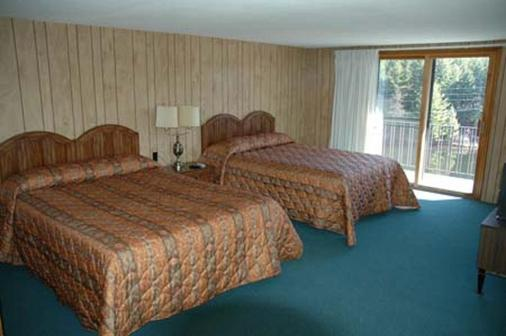 Prague Inn Suites And Cottages - Lake Placid - Bedroom