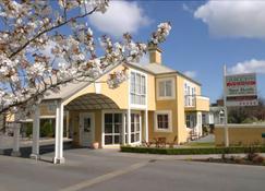 伯奇伍德莊園汽車旅館 - 英物卡吉爾 - 因弗卡吉爾 - 建築