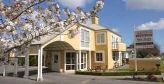 Birchwood Manor Motel - Invercargill - Κτίριο