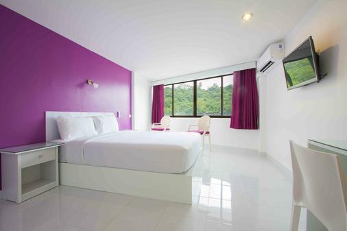 Hotel Zing - Trung tâm Pattaya - Phòng ngủ