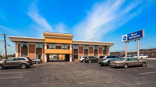 Best Western The Inn at Rochester Airport - Rochester - Gebäude