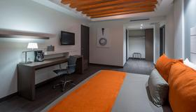 Real Inn Tijuana - Tijuana - Bedroom