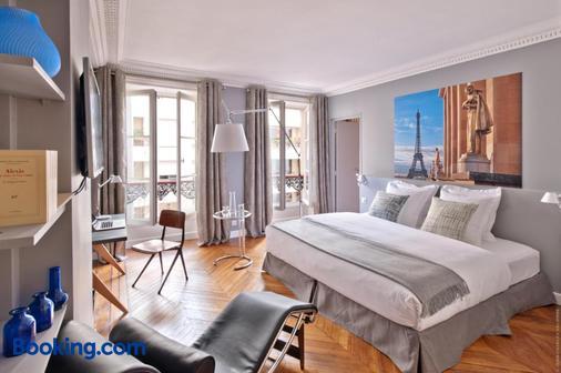 你我之家住宿加早餐旅館 - 巴黎 - 臥室