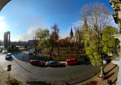 Hostel Drive - Lviv - Outdoors view