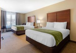 Comfort Inn and Suites At CrossPlex Village - Birmingham - Phòng ngủ