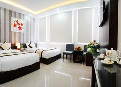 하노이 블루 호텔 다낭 - 다낭 - 침실