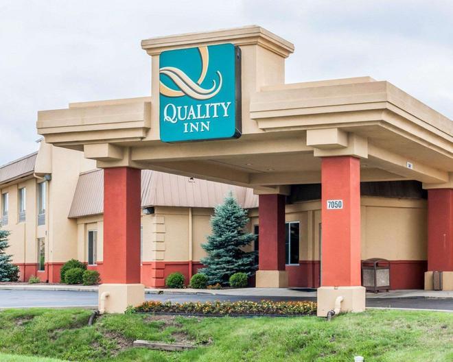 Quality Inn East - Ιντιανάπολη - Κτίριο