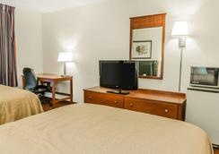 Quality Inn East - Indianapolis - Bedroom