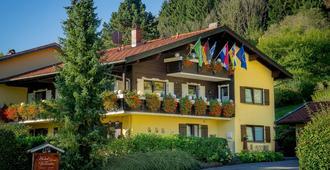 Haus Zeranka Hotel garni - Ruhpolding - Bygning