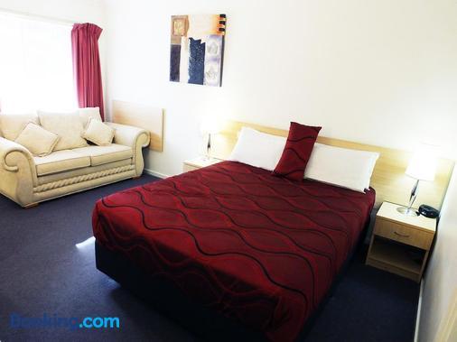 Edinburgh Motor Inn - Warragul - Schlafzimmer