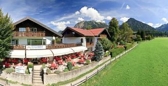 Hotel Fuggerhof - Oberstdorf - Vista del exterior