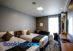 名古屋斯特令格飯店 - 名古屋 - 臥室