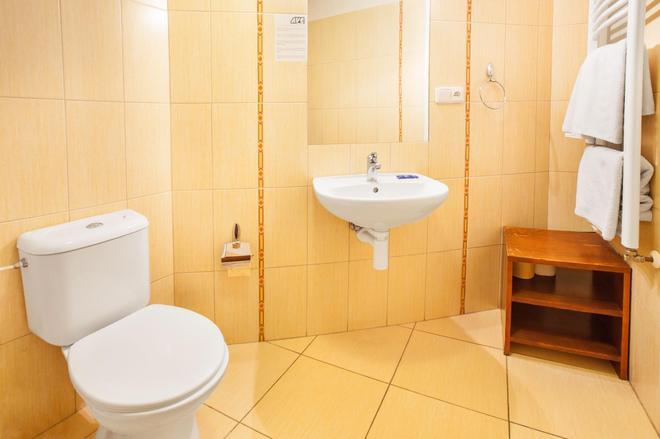 茲科夫公寓酒店 - 布拉格 - 浴室