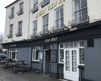 Severn View Hotel - Worcester - Building