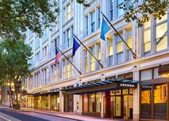 The Nines, a Luxury Collection Hotel, Portland - Πόρτλαντ - Κτίριο