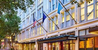 The Nines, a Luxury Collection Hotel, Portland - Portland - Building
