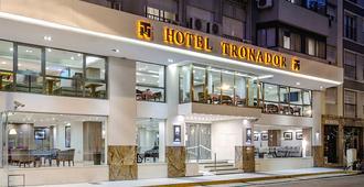 Hotel Tronador - Mar del Plata - Building