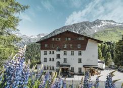 Hotel Alpensonne - Arosa - Κτίριο